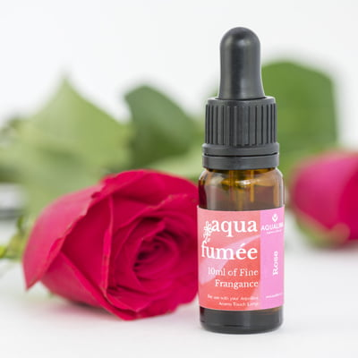 AQUALINA - Rose 10ml Fine Fragrance