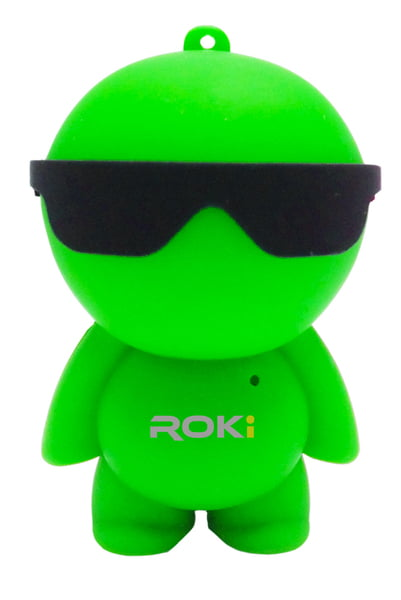 Roki Bluetooth Mini Speaker - Green