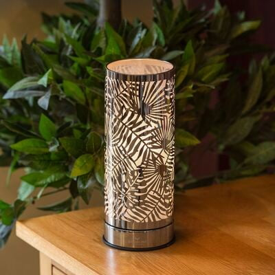 AQUALINA Aroma Touch Lamp Fern Chrome