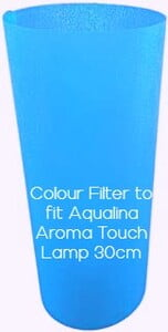 Aroma Touch Lamp Blue FILTER