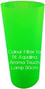 Aroma Touch Lamp Green FILTER