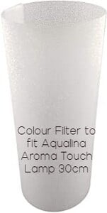 Aroma Touch Lamp White FILTER